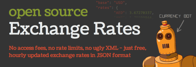Open Source Exchange Rates API